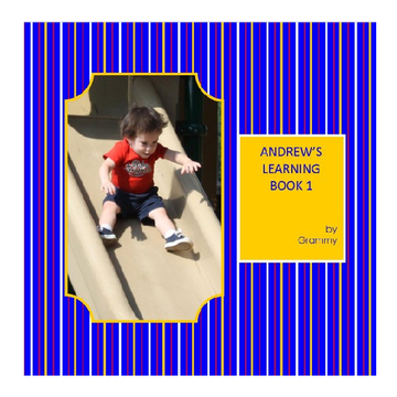 Andrew's Learning Book 1