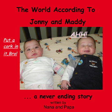 The World According To Jonny and Maddy