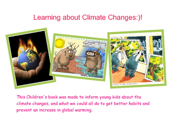 Learning About Climate Changes:)!