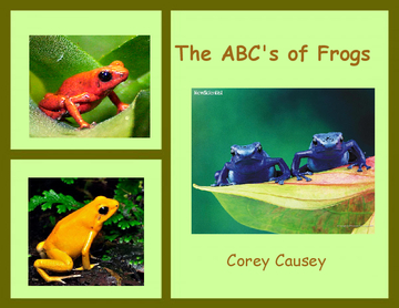 The ABC's of Frogs