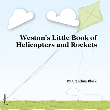 Weston's Little Book of Helicopters