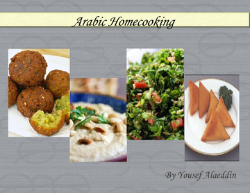 Arabic Homecooking