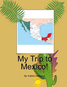My Trip to Mexico!