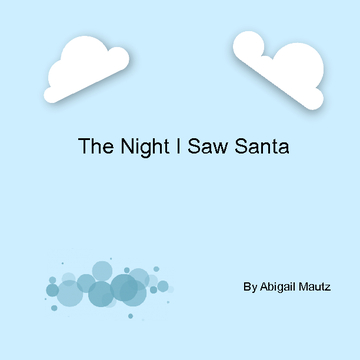 The Night I Saw Santa