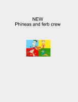 New phineas and ferb crew