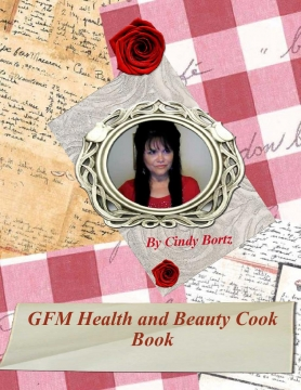 GFM Health and Beauty Cook Book