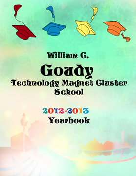 Goudy 2013 Yearbook
