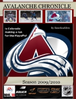 The New Colorado Avalanche 2010