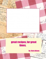 my favorite recipes,