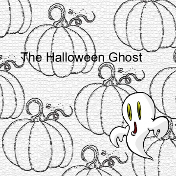 The Halloween Ghost