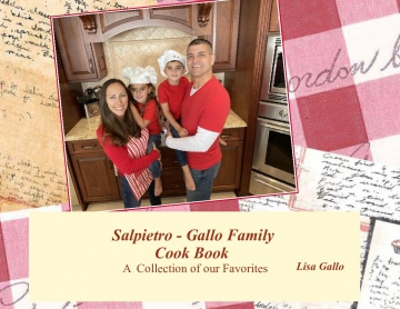 Salpietro - Gallo Family Cook Book