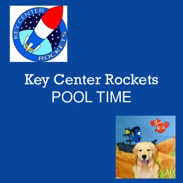 Key Center Rockets-Pool Time