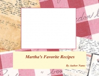 Martha's Favorite Recipes