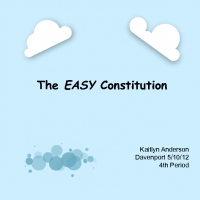 The EASY Constitution