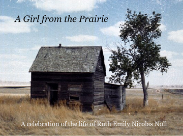 A Girl from the Prairie