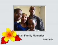 Blair Family Memories