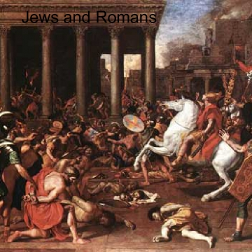 Jews and Romans