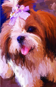 Shih Tzu Personal Journal