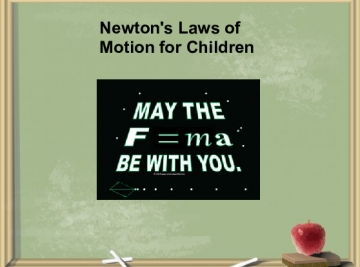 Newtons Law's of Motion