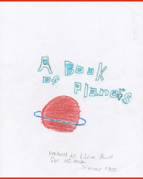 A Book of Planets