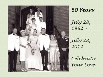 Margee and Mario--50 Years