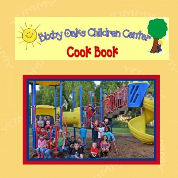 Bixby Oaks Famiy Cookbook