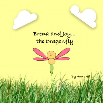 Brena and Joy..the Dragonfly