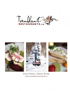 Tremblant Restaurants