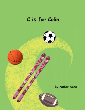 C is for Colin