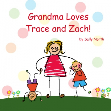 Grandma loves Trace and Zach