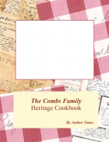 Combs Family Heritage Cookbook