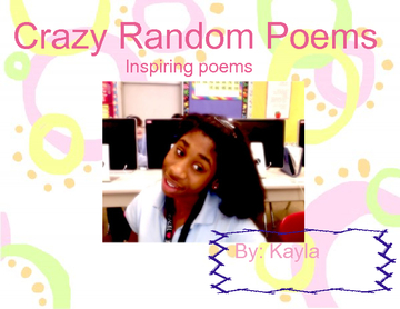 crazy love poems