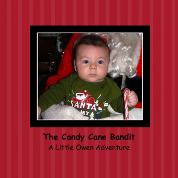 The Candy Cane Bandit