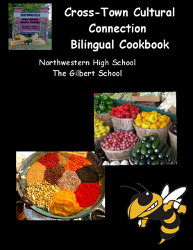 Cross Town Cultural Connection Cookbook