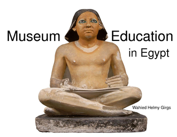 Museum Education in Egypt