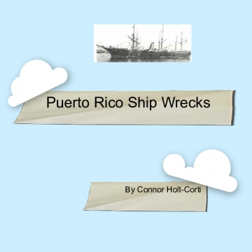 Spanish Shipwrecks
