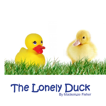 The Lonely Duck