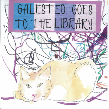 Galesteo Goes to the Library
