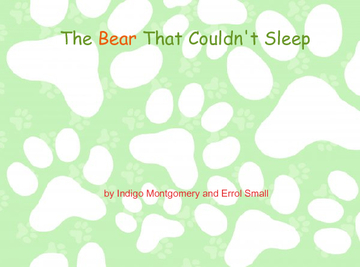The Bear That Couldnt Sleep