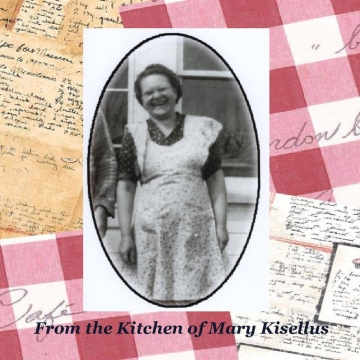 Grandma Mary's Cookbook