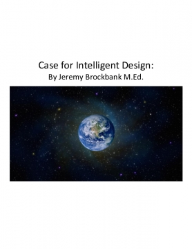 The Case for Intelligent Design