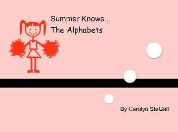 Summer knows...the Alphabets