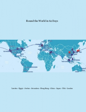 Round the World in 62 Days