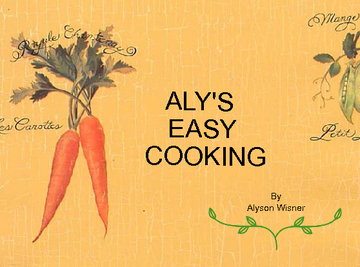 Aly's Easy Cooking
