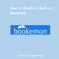 How to create a book on Bookemon