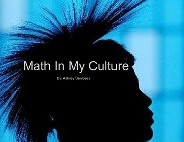Math In My Culture