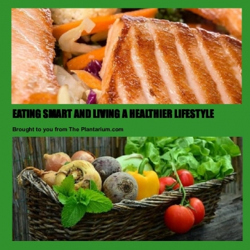 EATING SMART AND LIVING A HEALTHIER LIFESTYLE