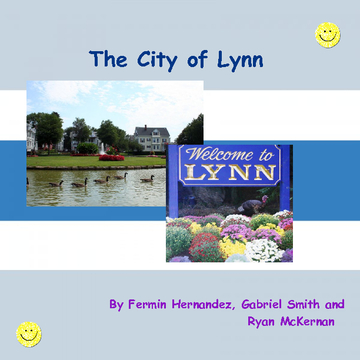 The City of Lynn