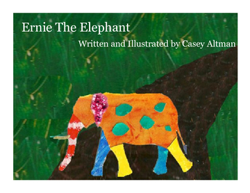 Ernie The Elephant