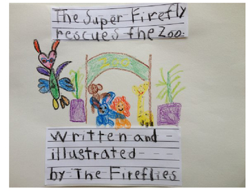 The Super Firefly rescue the Zoo